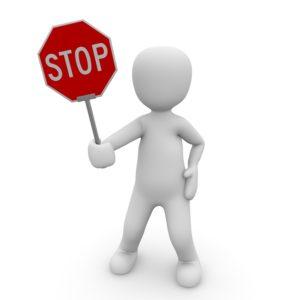 stop ad block